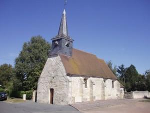église de Montmartin